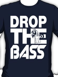 Bass Droppin' PON3 - Inverted T-Shirt