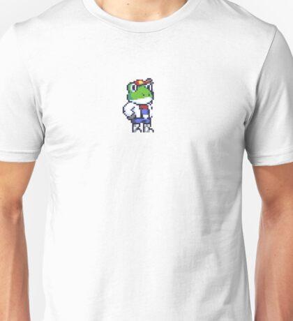 Pixel Slippy Unisex T-Shirt