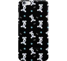 Sealyham Terriers, Little Bones n Puppy Paws iPhone Case/Skin