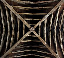 Chartham -St.Mary's - The Rafters by rsangsterkelly