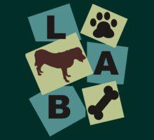 Chocolate Labrador by purplesmoke17