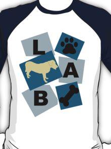 Yellow Labrador T-Shirt