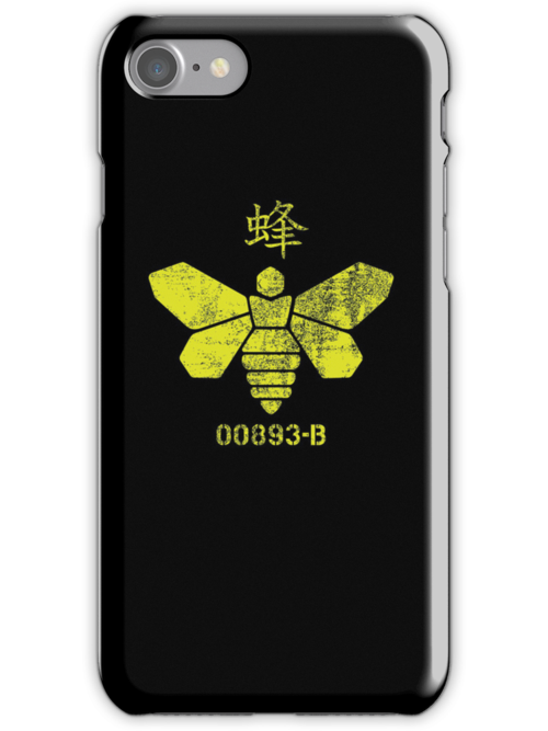 Heisenberg Chemicals Logo iPhone Case by breakingBlue