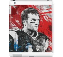 Tom Brady Red White and Blue iPad Case/Skin