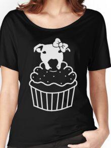 Lita PupCake Women's Relaxed Fit T-Shirt