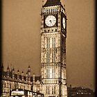 Big Ben by gabriellaksz