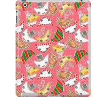 """Oro?"" Christmas Pink iPad Case/Skin"