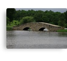 Lisle Community Park Canvas Print