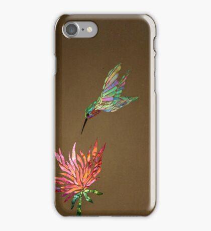 Hummingbird iPhone Case iPhone Case/Skin