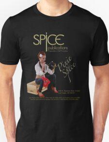 Spice Publications Gold Logo Pixie Spice 6 T-Shirt