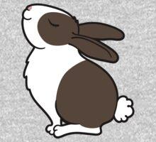 Proud Bunny Rabbit One Piece - Long Sleeve