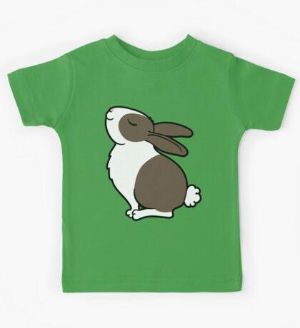 Proud Bunny Rabbit Kids Tee