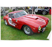 Ferrari 250 GT Berlinetta SWB (1959) Poster
