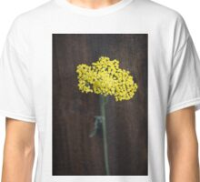Yellow Bloom Classic T-Shirt