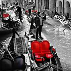 Ride with Me-Venice, Italy by Deborah Downes