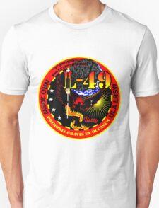 NRO Launch 49 (NRO L-49) Logo T-Shirt