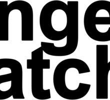 Binge Watch 2 Sticker