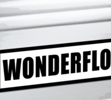 Wonderflonium! Sticker