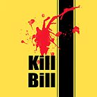 Kill Bill Poster by anemophile
