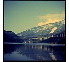 Mountain lake II Photographic Print