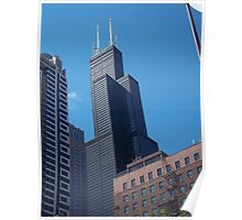 Sears Tower Poster