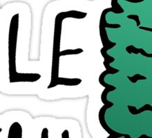 Oh Kale Yeah Sticker