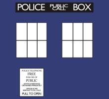 TARDIS by Chris McQuinlan