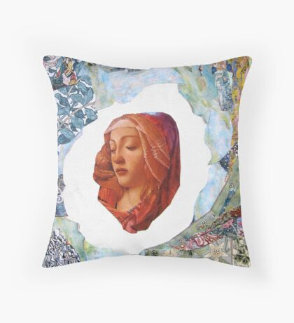 You Are My Heaven Throw Pillow