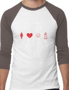 How to Make a Dalek (variant 3) Men's Baseball ¾ T-Shirt