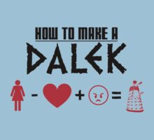How to Make a Dalek by huckblade