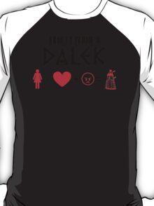 How to Make a Dalek T-Shirt