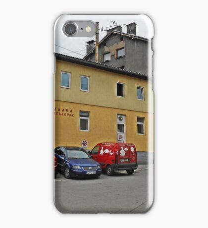 Pekara,Sarajevo iPhone Case/Skin