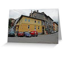 Pekara,Sarajevo Greeting Card