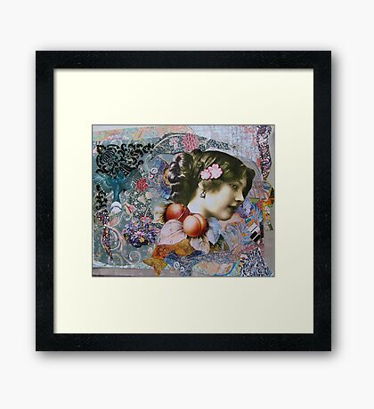 May Framed Print