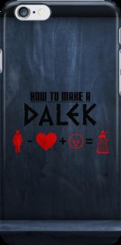 How to Make a Dalek by huckblade