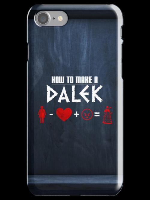 How to Make a Dalek (variant 3) by huckblade
