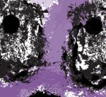 Panda-monium Sticker