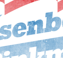 Heisenberg Pinkman Campaign Tee 2012 Sticker