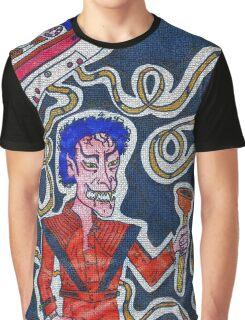 Demon Plumber Graphic T-Shirt