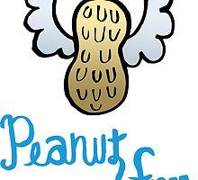 Peanut Free Flyer by takohako