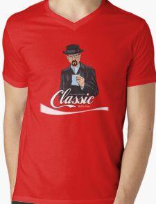Walt Classic Mens V-Neck T-Shirt