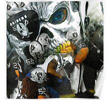 Eye Patch Raider Nation Poster