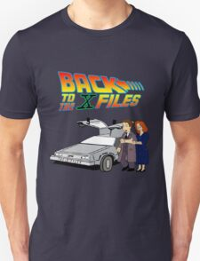 Back to the X-Files T-Shirt