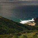 Cape Reinga panoramic by Paul Mercer