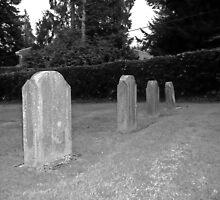 Graveyard by kendlesixx
