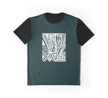 Geo Rectangle Graphic T-Shirt