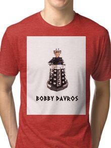 Bobby Davros T-shirt Tri-blend T-Shirt