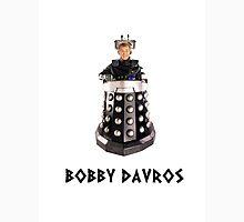 Bobby Davros T-shirt Unisex T-Shirt