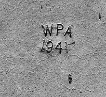 WPA 1941 by edwardiangirl