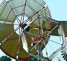 Windmills as Art by skyhat